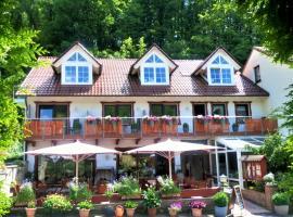 Landhotel Fasanenhof, hotel in Datterode