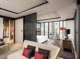 상하이에 위치한 호텔 Regent Shanghai Pudong