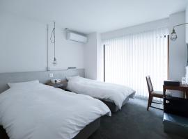 BENJAMIN HOTEL KANAZAWA, hotel in Kanazawa