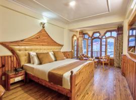 Hotel Ibex, hotel in Manāli