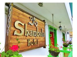Hotel Shambala, hotell i Salento