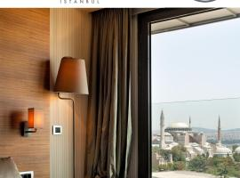 Hotel Arcadia Blue Istanbul, hotel in Old City Sultanahmet, Istanbul