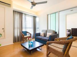 Izen Kiara Homey 2 Bedroom in Mont KIara, villa in Kuala Lumpur