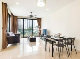 Lumina Kiara Modern 3 Bedroom, villa in Kuala Lumpur