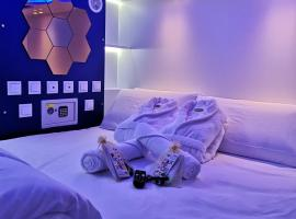 Modular Rooms Hotels, pet-friendly hotel in Madrid