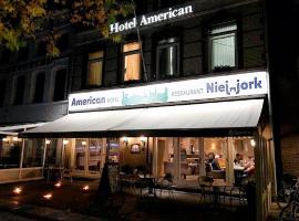 Hotel American, hotel in Venlo