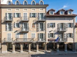 """Hotel & Apartments """" Perpoin """", hotell i Saluzzo"""