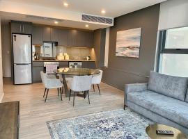 Umhlanga Arch Gem, apartment in Durban