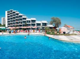 Hotel Slavuna, отель в Албене