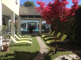 Hotel Terme Belvedere, hotel in Abano Terme