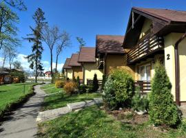 APLEND Villas Tatry Holiday, hotel vo Veľkom Slavkove