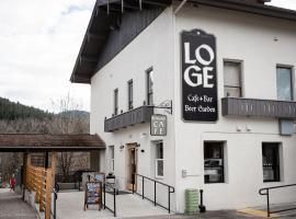 LOGE Leavenworth Downtown, hotel in Leavenworth