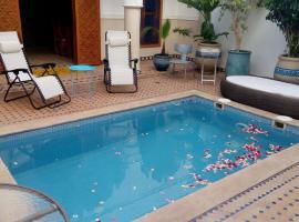 Riad El laadel, hotel near Marrakech Museum, Marrakesh