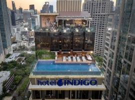 Hotel Indigo Bangkok Wireless Road, an IHG Hotel, hotel in Bangkok