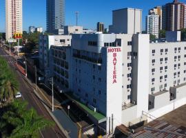 Hotel Baviera Iguassu, hotel en Foz do Iguaçu