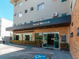 Hotel Werlich, hotel near Rita Maria Passenger Terminal, São José