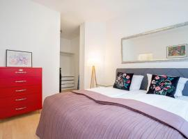 Victoria Altstadt Suites, Ferienwohnung in Düsseldorf