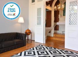 Bonjardim 466 - Historic Townhouse, villa à Porto
