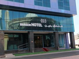 Bareen Hotel, hotel in Ajman