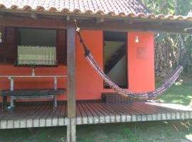 Suítes Saco do céu Ilha Grande, hotel near Turtle's Beach, Angra dos Reis