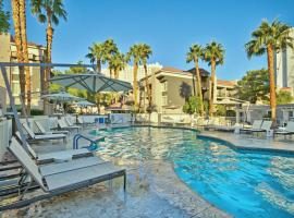 Desert Rose Resort, hotel in Las Vegas