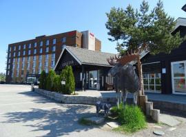 Scandic Elgstua, hotell i nærheten av Hunderfossen familiepark i Elverum