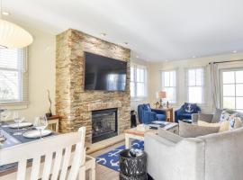 145 7 Min Walk to Water Updated Appliances Secluded Garden and Patio with Hammock and AC, holiday home in Provincetown
