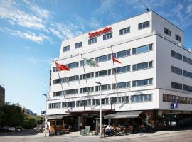 Scandic St. Olavs Plass, hotel in Oslo