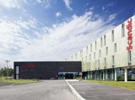 Scandic Oslo Airport, hotel cerca de Aeropuerto de Oslo - OSL,