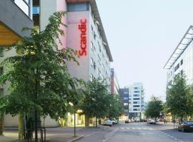 Scandic Sjølyst: Oslo'da bir otel