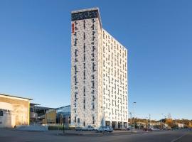 Scandic Lerkendal, hotel in Trondheim