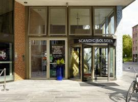 Scandic Solsiden, hotel in Trondheim