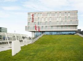 Scandic Stavanger Airport, hotell i nærheten av Prekestolen på Sola