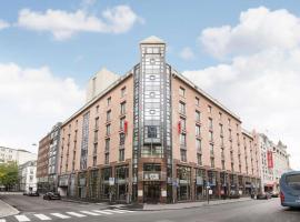 Scandic Victoria, hotel near Karl Johans Gate, Oslo