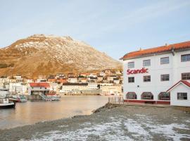Scandic Bryggen, hotel in Honningsvåg