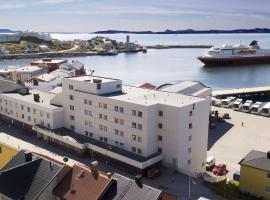 Scandic Honningsvåg, hotel in Honningsvåg