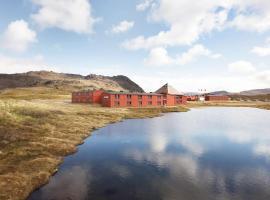 Scandic Nordkapp, hotel in Honningsvåg