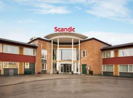 Scandic Gardermoen, hotel in Gardermoen