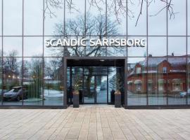 Scandic Sarpsborg, hotell i Sarpsborg