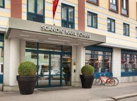Scandic Karl Johan, hotel in Oslo