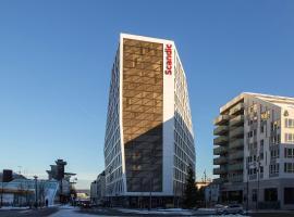 Scandic Lillestrøm, hotel cerca de Aeropuerto de Oslo - OSL, Lillestrøm