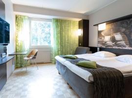 Scandic Tampere Hämeenpuisto, hotel in Tampere