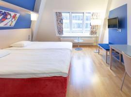 Scandic Hakaniemi, hotel en Helsinki