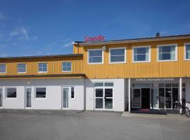 Scandic Vestfjord Lofoten, hotell i Svolvær
