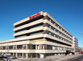 Scandic City, hotell i Fredrikstad