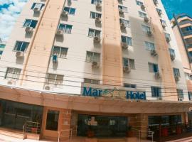 Mar Hotel, hotel in Balneário Camboriú