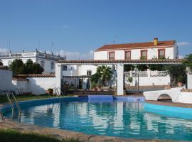 Casa Rural El Aguila, hotel en Montemolín