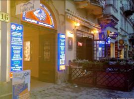 Sun, hotel in Lviv