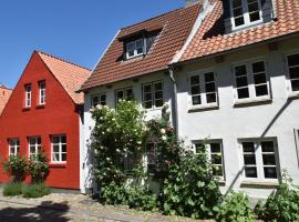 fewo1846 - Altes Steuermannhaus, villa i Flensborg