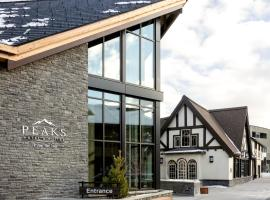 Peaks Hotel and Suites, hotel in Banff